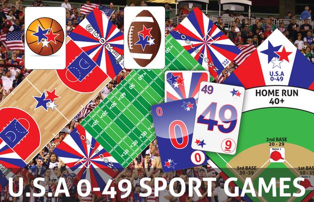 NU SPORTS: USA SPORT GAMES