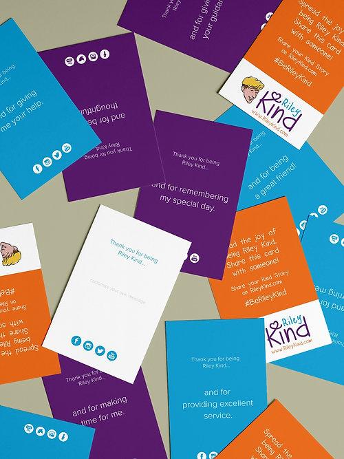 riley kind positive kind messages kind card pick your own 10