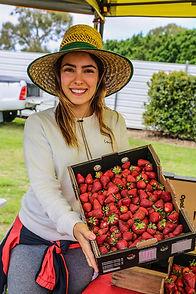 Chambers Flat Strawberry Farm