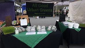 All Good Urban Greens