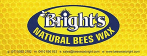 Brights Natural Beeswax