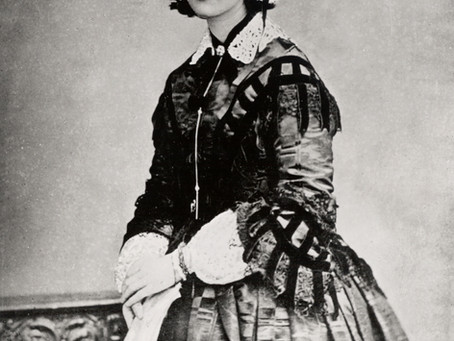 Accadde oggi: 12 maggio nasce Florence Nightingale