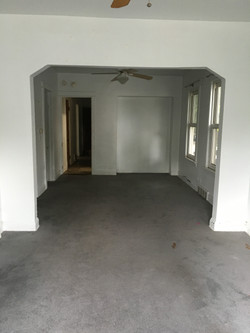 Renovated Flat in Irving Park (BEFORE)