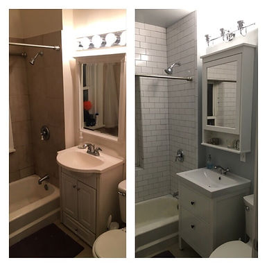 """I Didn't Know My Bathroom Could Be So Nice"" Bathroom"