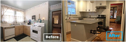 Mayfair Kitchen (Before and After)