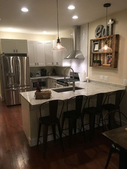 Renovated Flat in Irving Park (AFTER)