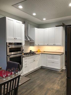Roscoe Village Cottage Kitchen Revitalization