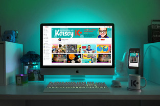 Teaching With Kelsey YouTube banner