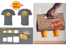 Wok n Bowl food truck product
