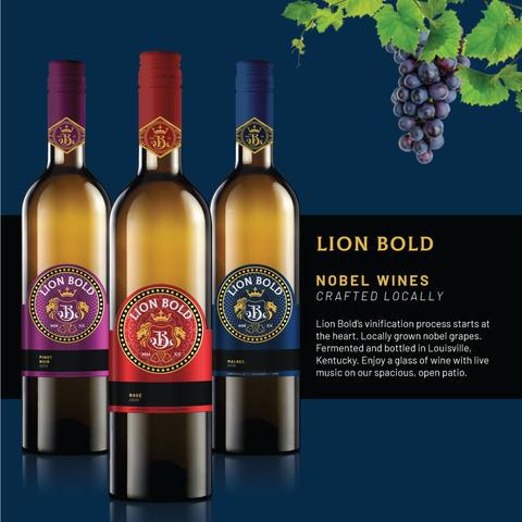 Case Study 2: Lion Bold Wine