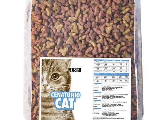 Cenaturio kattenvoer 3 mix / kattenbrokken met extra toevoeging vanTaurine