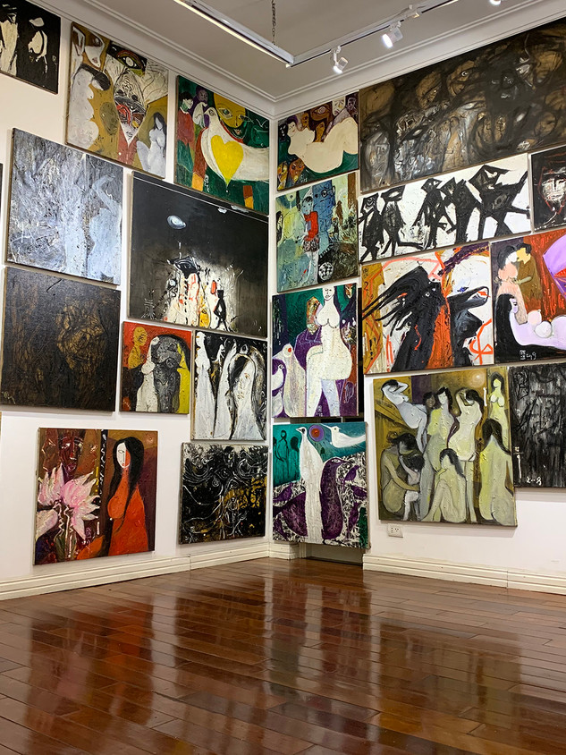 Cuci Art Studio - Hanoi