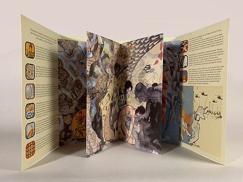 Dancer - art book