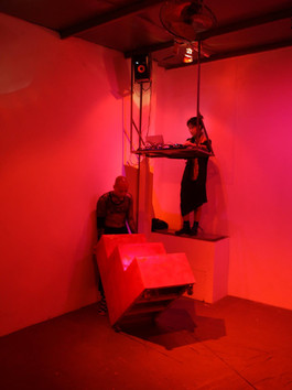 Á Space - Experimental Arts