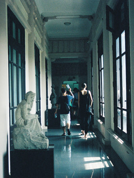 Vietnam National Fine Arts Museum - Hanoi