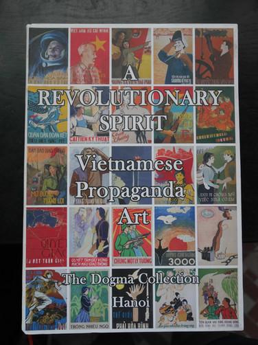 A Revolutionary Spirit - Vietnamese Propaganda Art