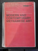 Essays on Modern and Contemporary Vietnamese Art
