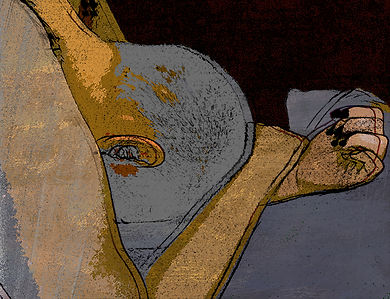 contemporary art imagae of chronic illness
