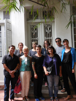 Research and Development for the Hanoi tour