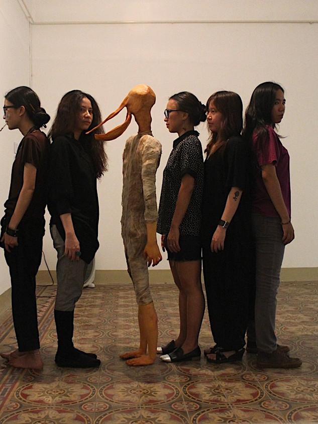 'The Walker' HCMC Fine Arts Museum