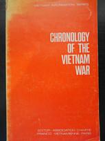 Chronology of the Vietnam War