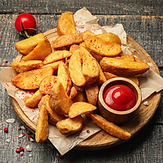 Картошка по-домашнему