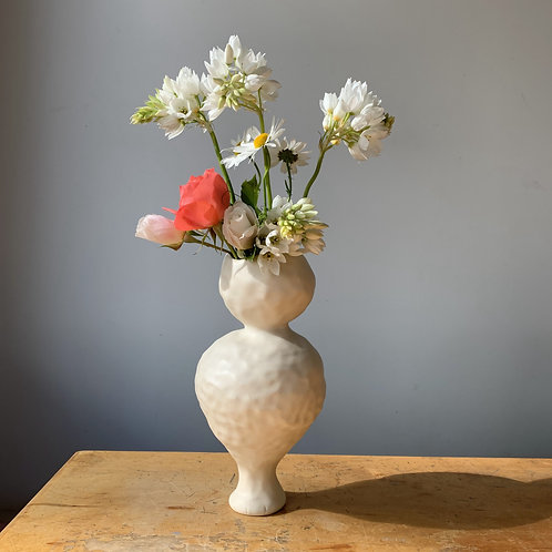 Tall shapely Vase (Second, but only just)