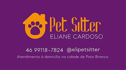 CARTAO VISITA- ELI PETSITTER frente_curv