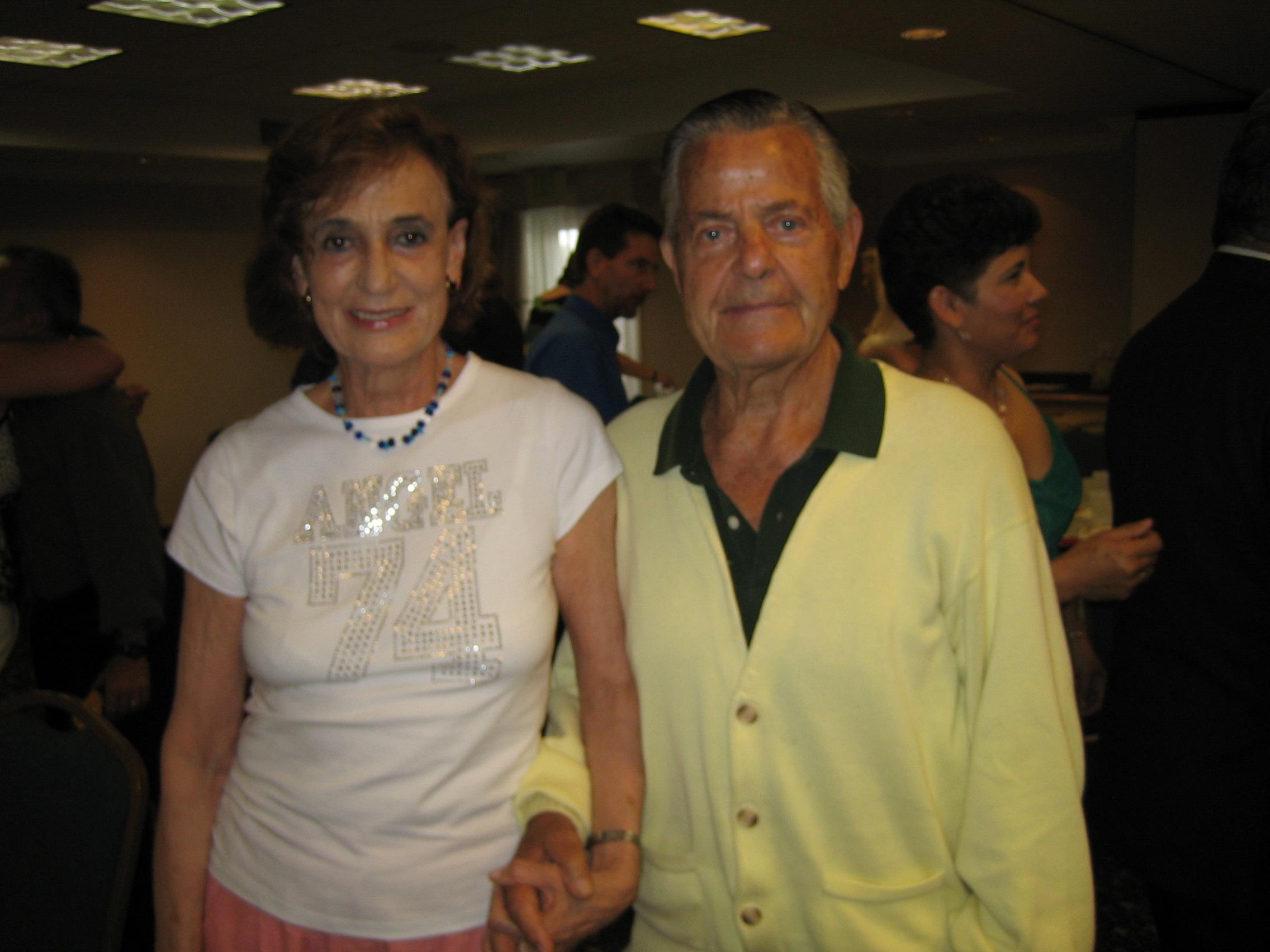 Francisca y D. Goodhearth 2005
