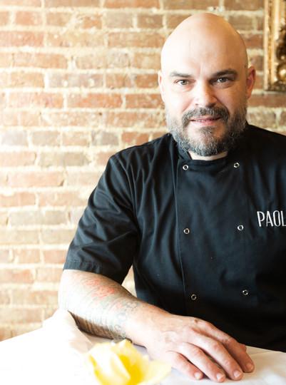 Paolo Cenni -  Paolo's Restaurant, Ponchatoula