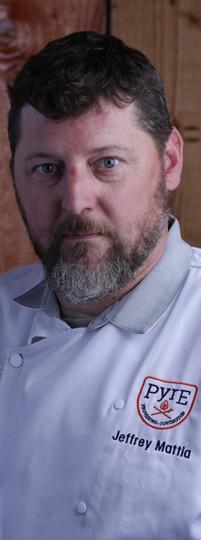 Jeff Mattia -  Pyre Provisions, Covington