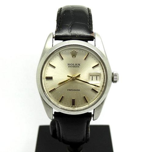Vintage 1971 ROLEX OYSTERDATE Precision Watch
