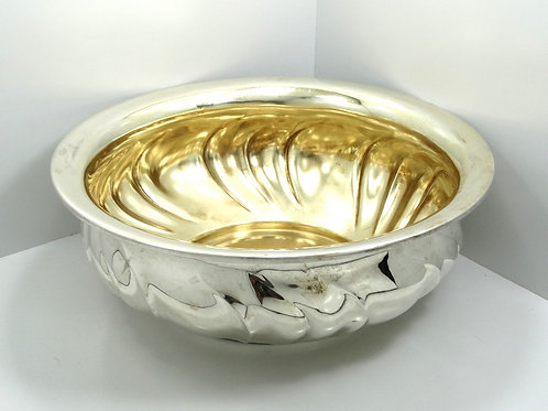 Antique M.H. WILKENS & SOHNE German 830 Silver Bowl 312617