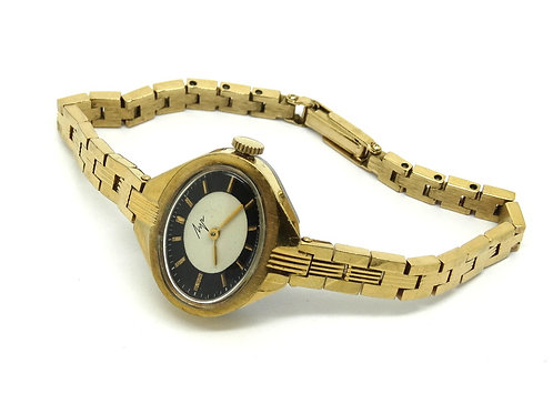 Vintage Modern LUCH Russia CCCP Winding Watch