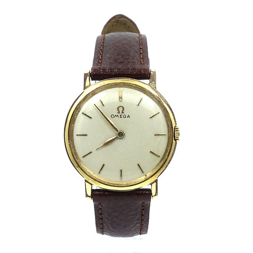 Vintage OMEGA 620 Swiss Mechanical Winding Watch