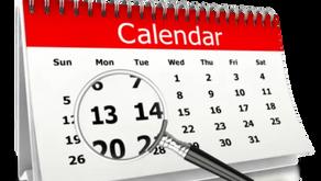 Modification of the school calendar