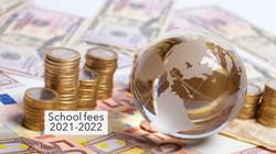 School fees 2021-2022