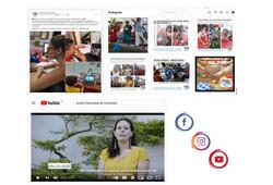 Suivez l'EFIC sur les réseaux sociaux