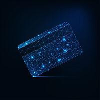 futuristic-glowing-low-polygonal-credit-