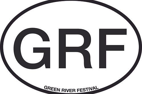 GRF STICKER