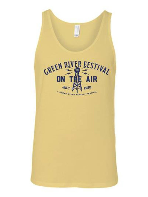 GRF ON THE AIR 2020 TANK TOP (unisex)