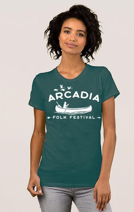 Arcadia Folk Fest T-Shirt - 2021
