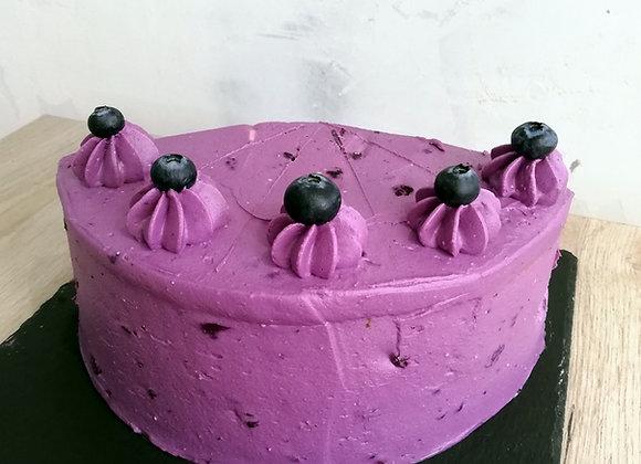 Торт Черничный, порция