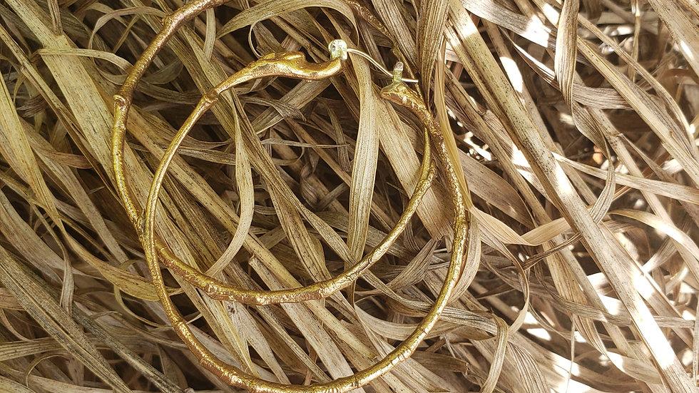 Arbor Basics Hoop - Bronze