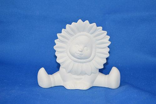 Sml Sunflower Baby Sitting , 9 x 8cms