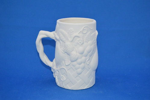 FRUIT LATTICE MUG, DM1834, 11.5 X 11cms