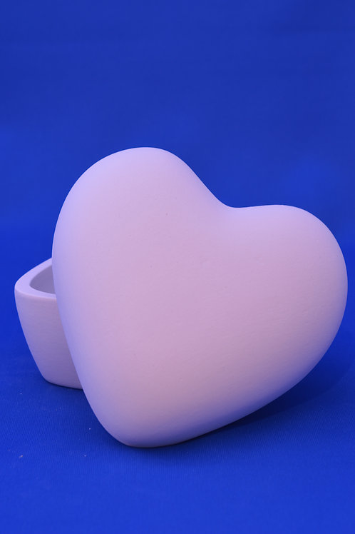 SMOOTH HEART , GB267, 12 cms