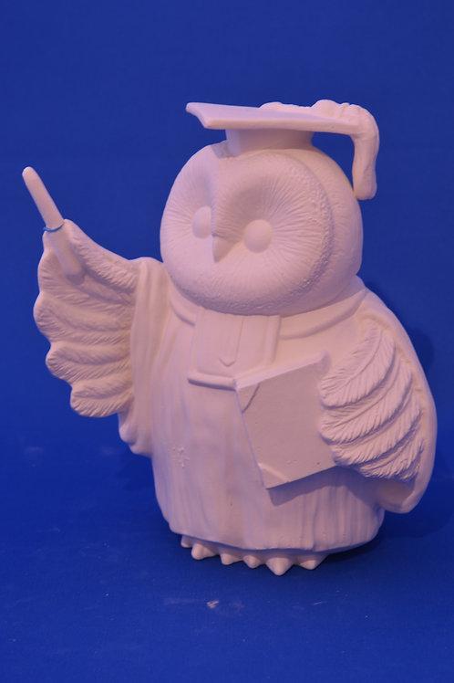 OWL TEACHER, GA2169, 18cms