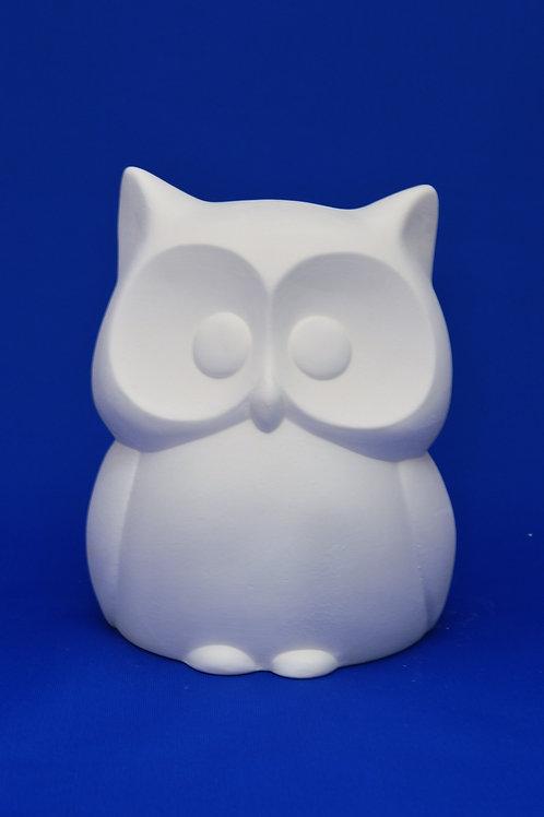 PLAIN OWL LARGE, CM3673, 28cms