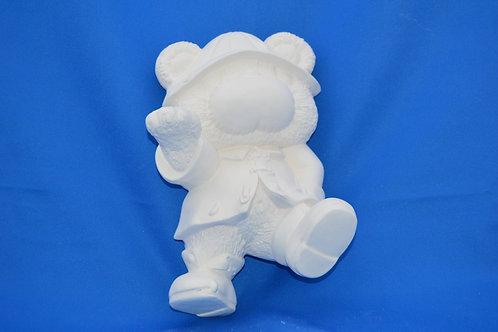 WALL TEDDY, 1015 , 13 X 20 cms